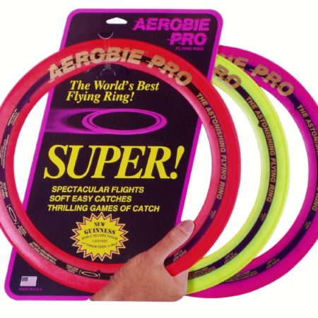 Aerobie 13 Pro Ring Orange