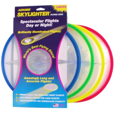 Aerobie LED Skylighter Disc Red